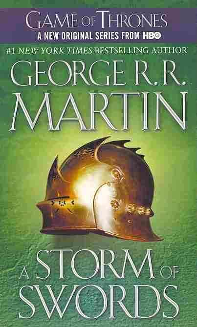 A Storm of Swords By Martin, George R. R.